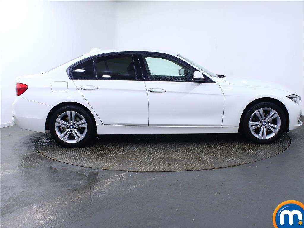 BMW 3 Series Sport Manual Petrol Saloon - Stock Number (967562) - Drivers side