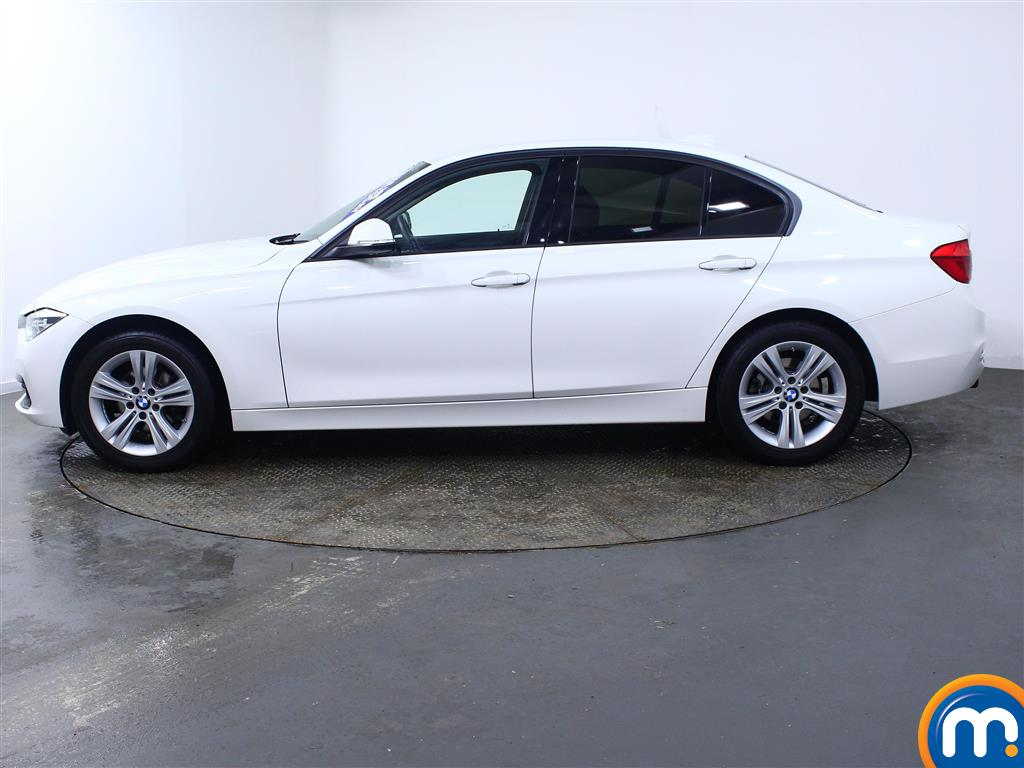 BMW 3 Series Sport Manual Petrol Saloon - Stock Number (967562) - Passenger side