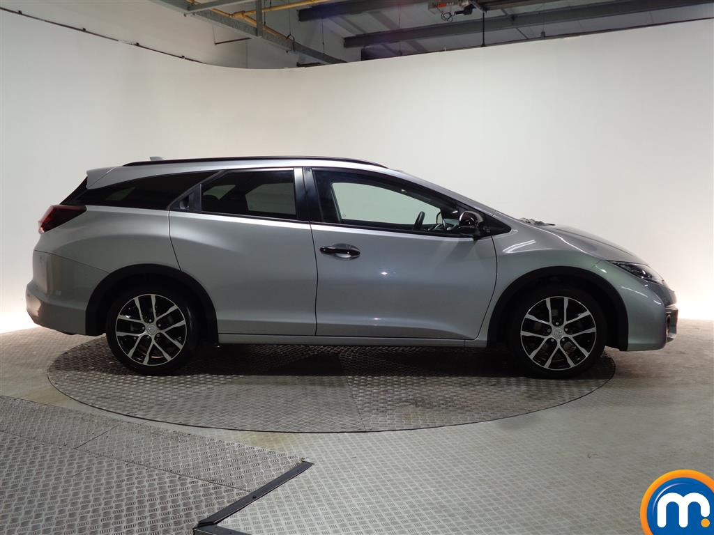 Honda Civic Sport Nav Automatic Petrol Estate - Stock Number (960658) - Drivers side
