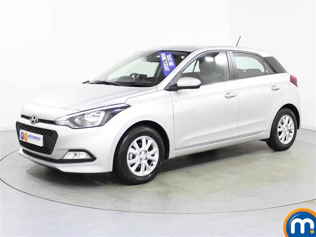 Hyundai I20 SE - Stock Number (960882) - Passenger side front corner