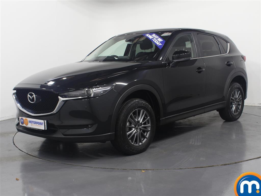 Mazda Cx-5 SE-L Nav - Stock Number (957667) - Passenger side front corner