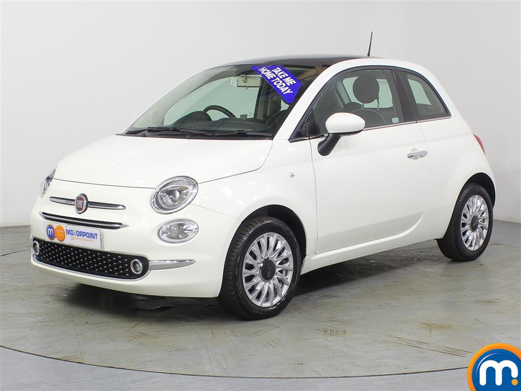 Fiat 500 Lounge - Stock Number (967076) - Passenger side front corner