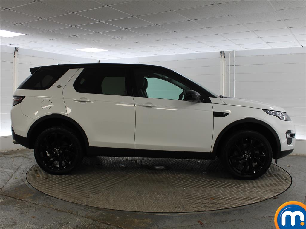 Land Rover Discovery Sport Hse Black Automatic Diesel 4X4 - Stock Number (967638) - Drivers side