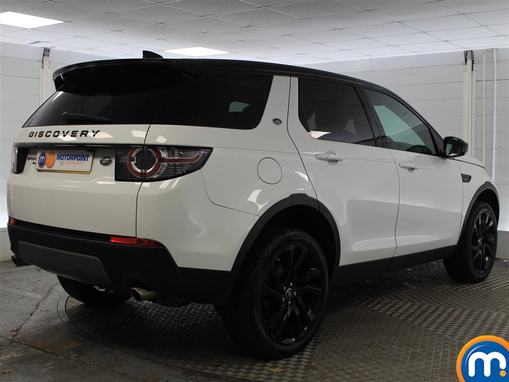 Land Rover Discovery Sport Hse Black Automatic Diesel 4X4 - Stock Number (967638) - Drivers side rear corner
