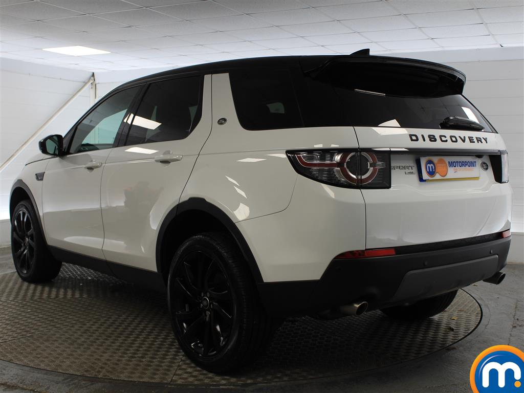 Land Rover Discovery Sport Hse Black Automatic Diesel 4X4 - Stock Number (967638) - Passenger side rear corner