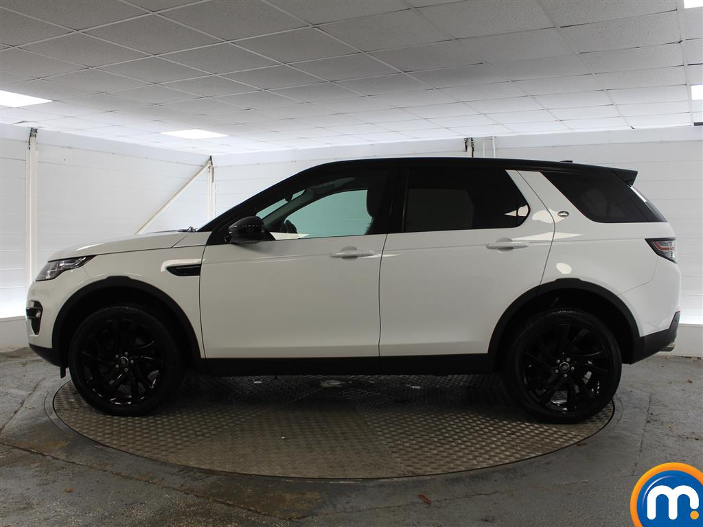 Land Rover Discovery Sport Hse Black Automatic Diesel 4X4 - Stock Number (967638) - Passenger side
