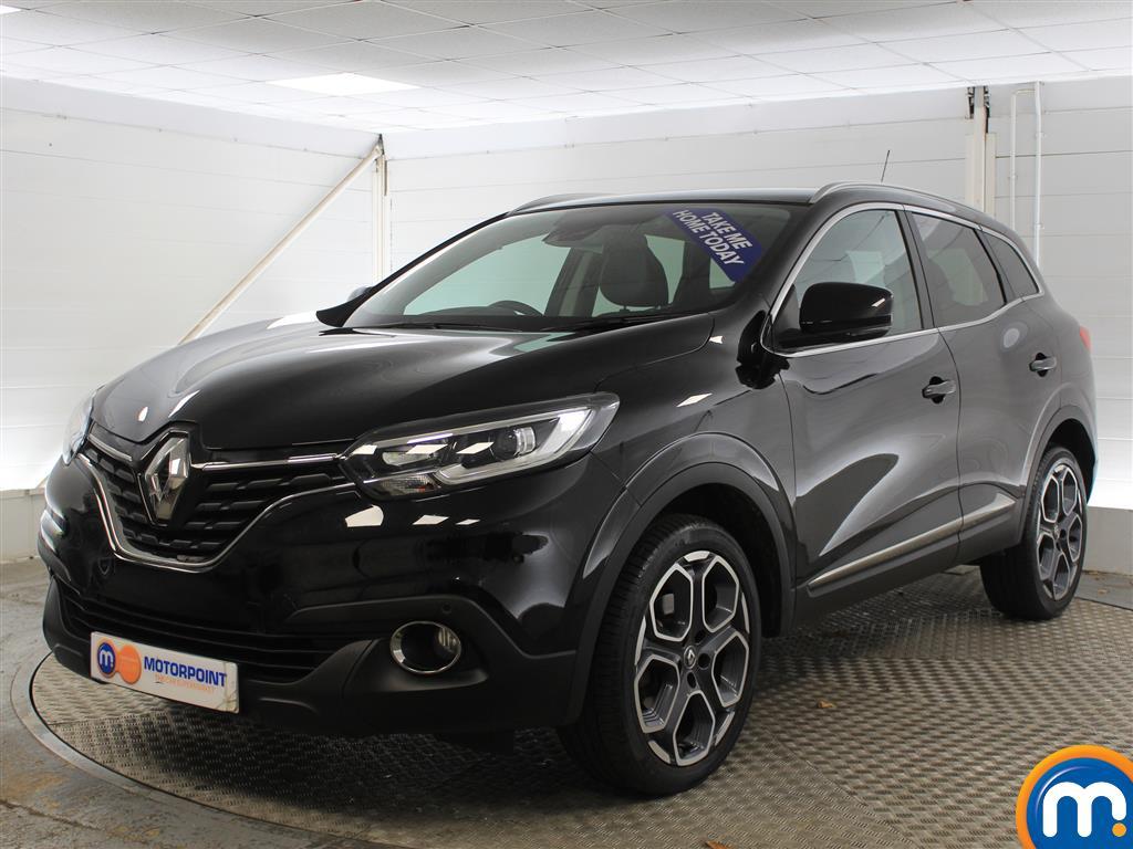 Renault Kadjar Dynamique S Nav - Stock Number (967568) - Passenger side front corner