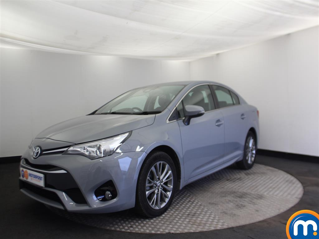 Toyota Avensis Business Edition - Stock Number (961560) - Passenger side front corner