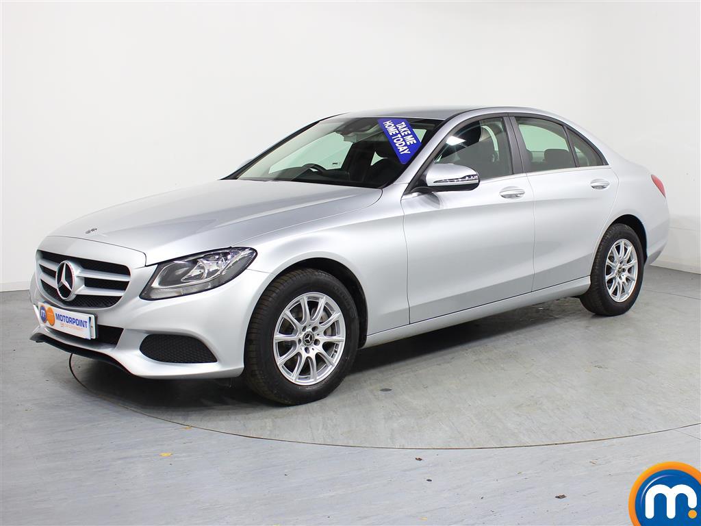 Mercedes-Benz C Class SE - Stock Number (967259) - Passenger side front corner