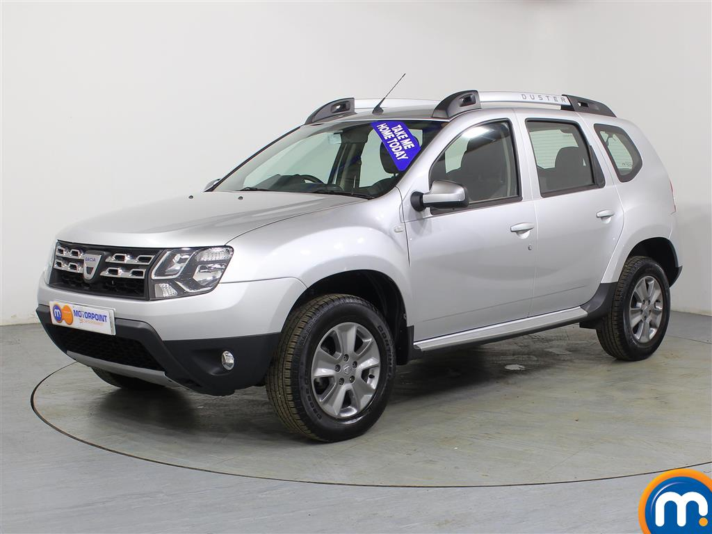 Dacia Duster Nav-Plus - Stock Number (962323) - Passenger side front corner