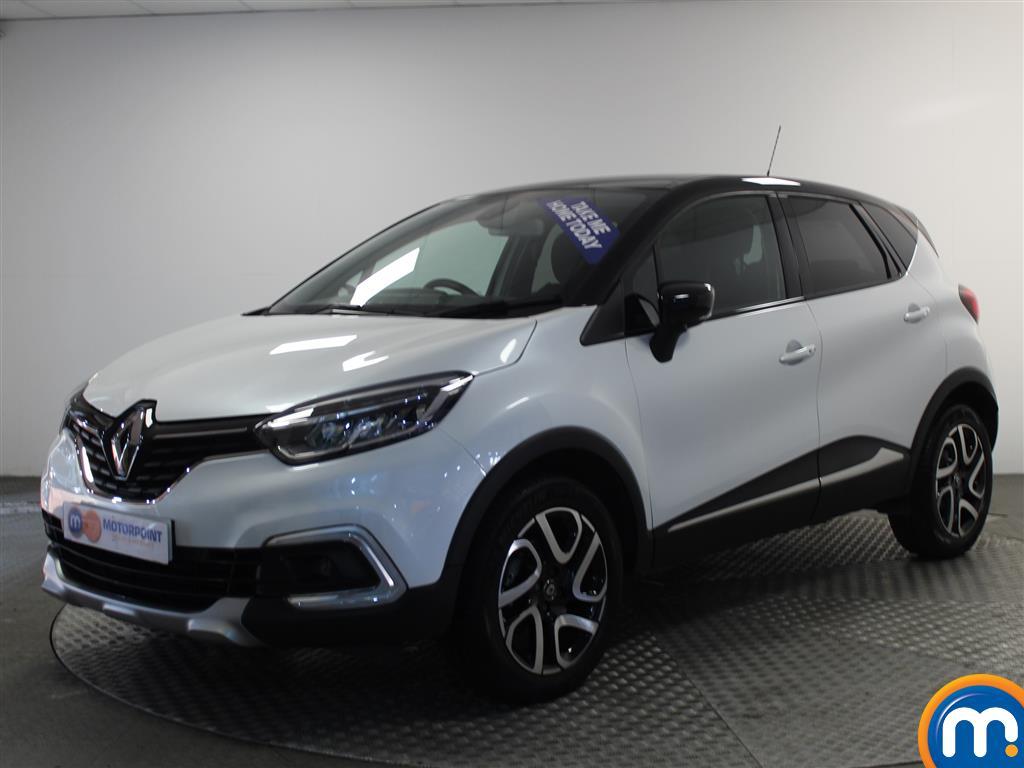 Renault Captur Dynamique S Nav - Stock Number (962493) - Passenger side front corner