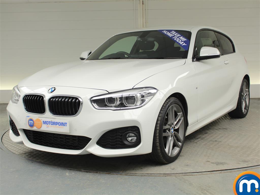 BMW 1 Series M Sport - Stock Number (959764) - Passenger side front corner