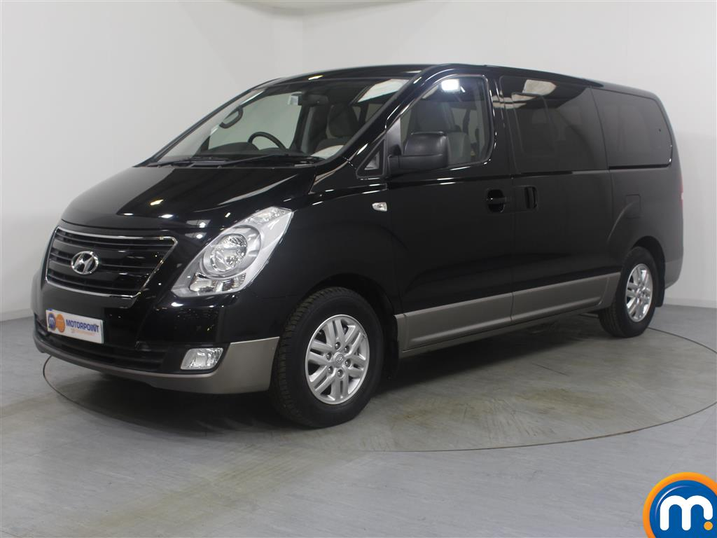 Hyundai I800 SE Nav - Stock Number (959719) - Passenger side front corner