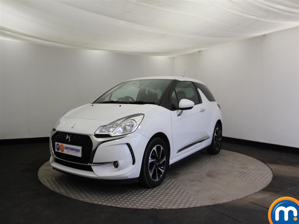 DS Ds 3 Elegance - Stock Number (961785) - Passenger side front corner