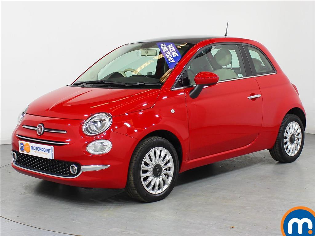 Fiat 500 Lounge - Stock Number (968342) - Passenger side front corner