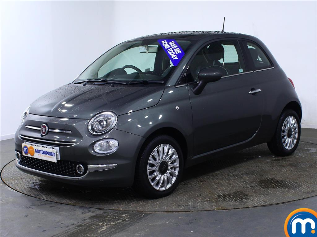 Fiat 500 Lounge - Stock Number (966183) - Passenger side front corner
