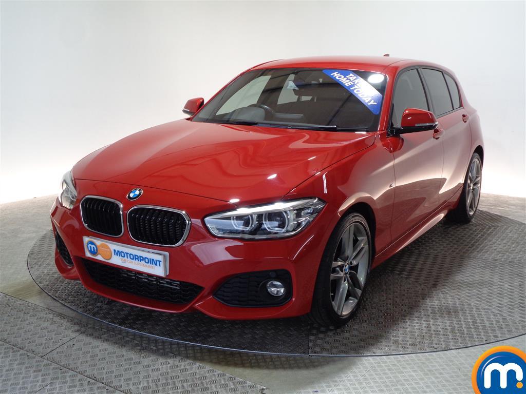 BMW 1 Series M Sport - Stock Number (969027) - Passenger side front corner