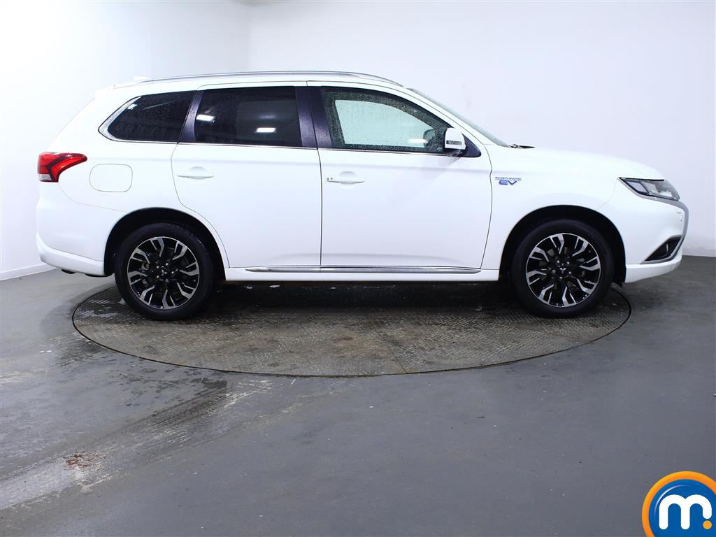 Mitsubishi Outlander 4S Automatic Petrol-Plugin Elec Hybrid 4X4 - Stock Number (959088) - Drivers side