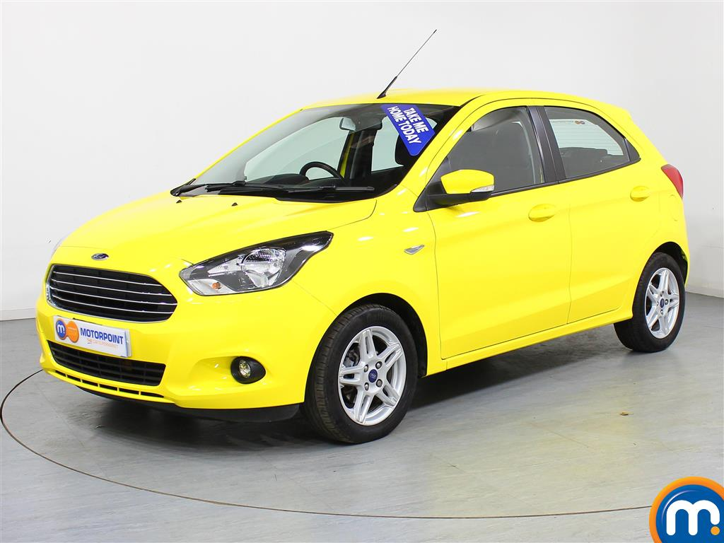 Ford Ka-Plus Hatchback