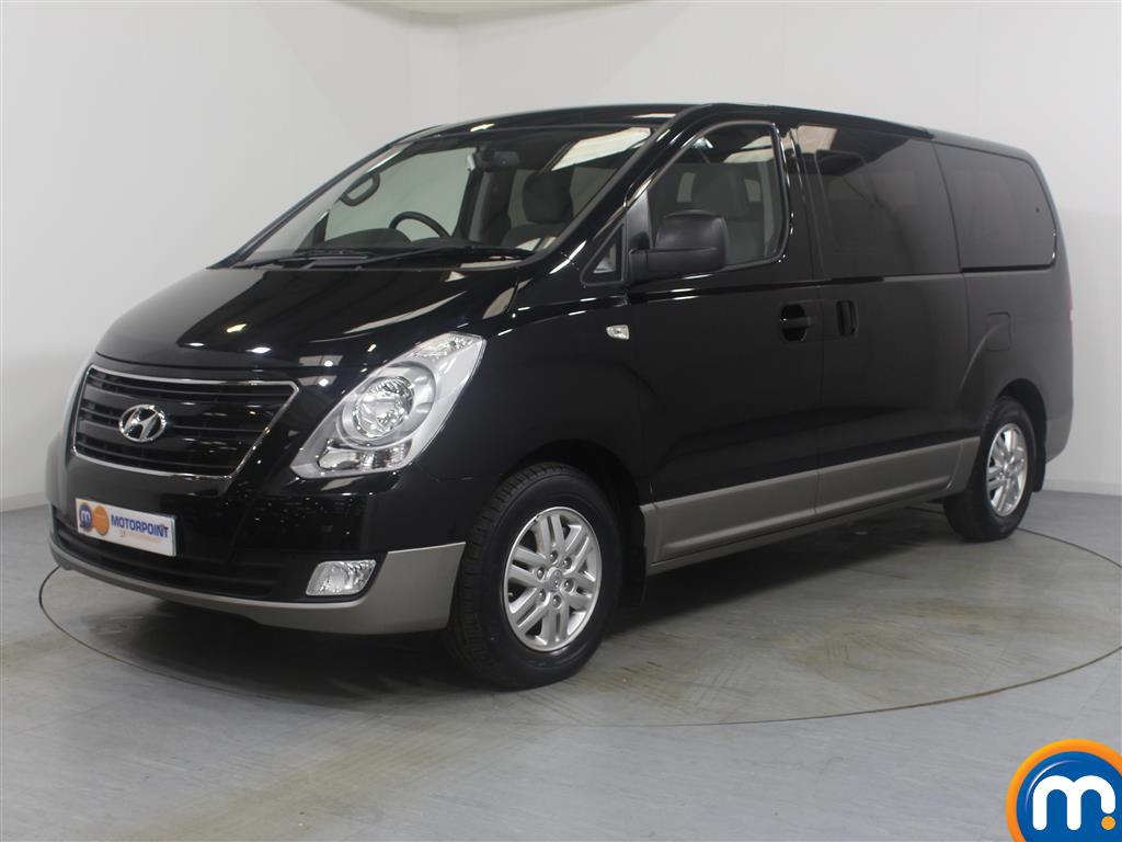 Hyundai I800 SE Nav - Stock Number (962699) - Passenger side front corner