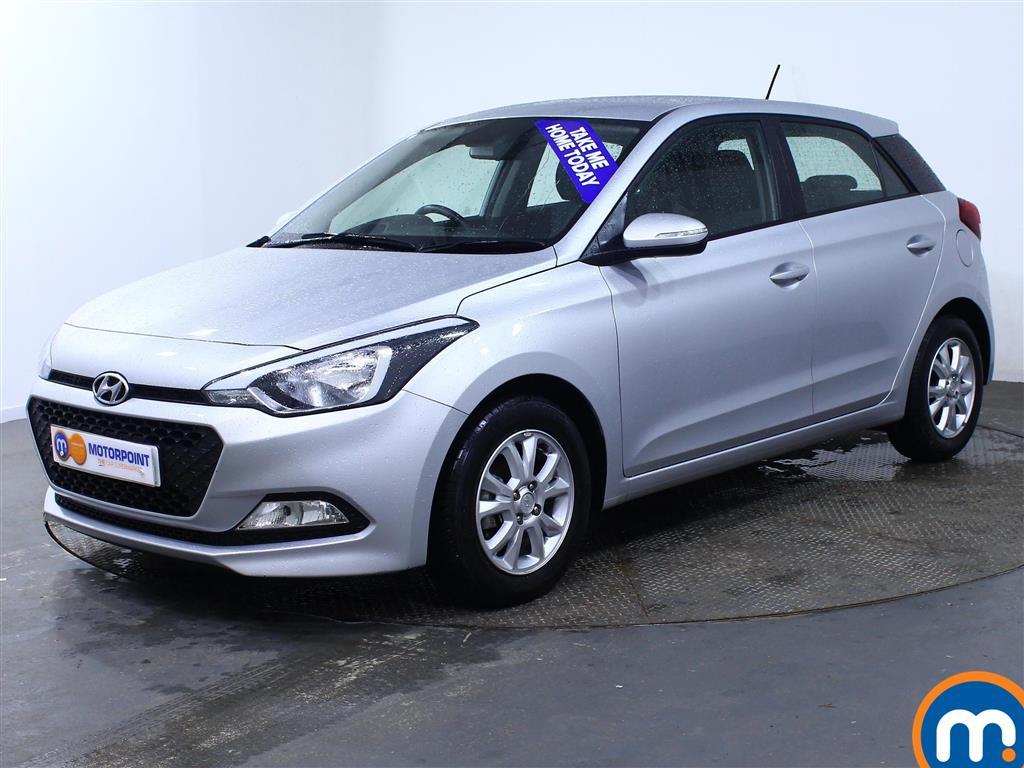 Hyundai I20 SE - Stock Number (968508) - Passenger side front corner