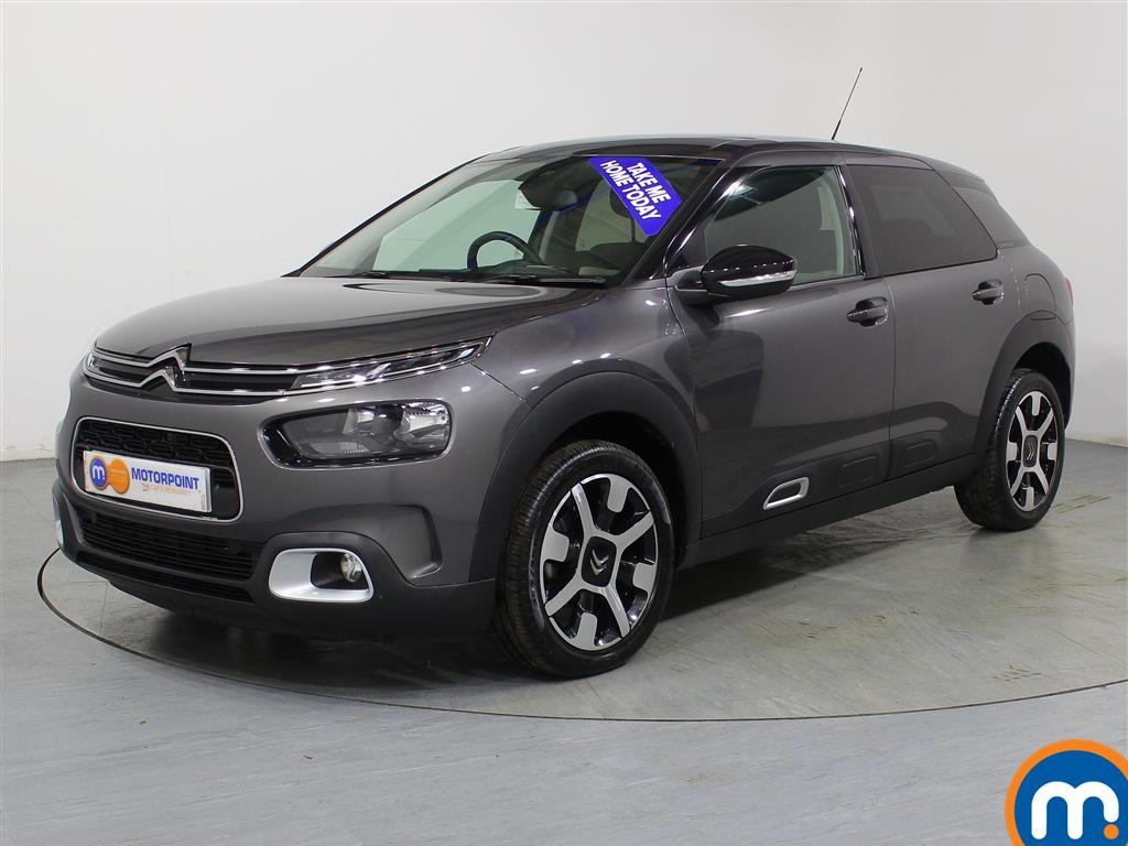 Citroen C4 Cactus Flair - Stock Number (966832) - Passenger side front corner