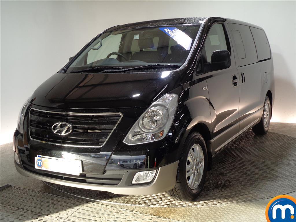 Hyundai I800 SE Nav - Stock Number (959660) - Passenger side front corner