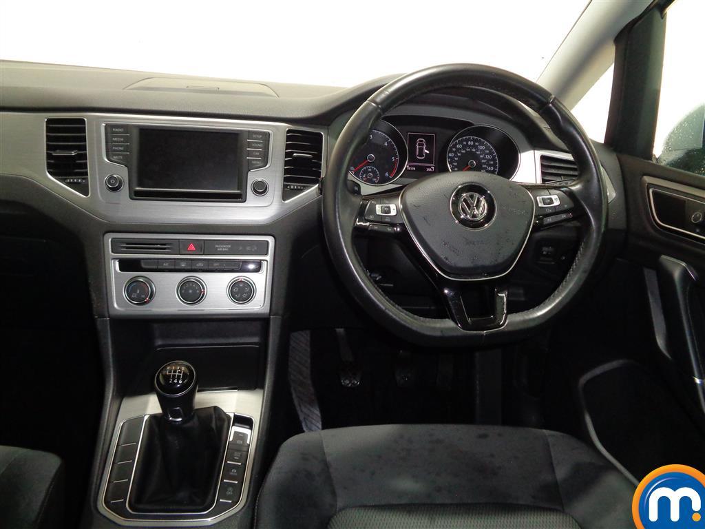 Volkswagen Golf Sv SE Manual Diesel Hatchback - Stock Number (965932) - 4th supplementary image