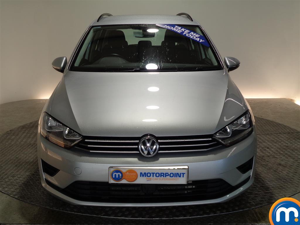 Volkswagen Golf Sv SE Manual Diesel Hatchback - Stock Number (965932) - Front bumper