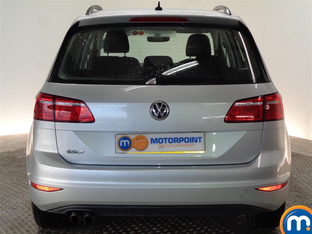 Volkswagen Golf Sv SE Manual Diesel Hatchback - Stock Number (965932) - Rear bumper