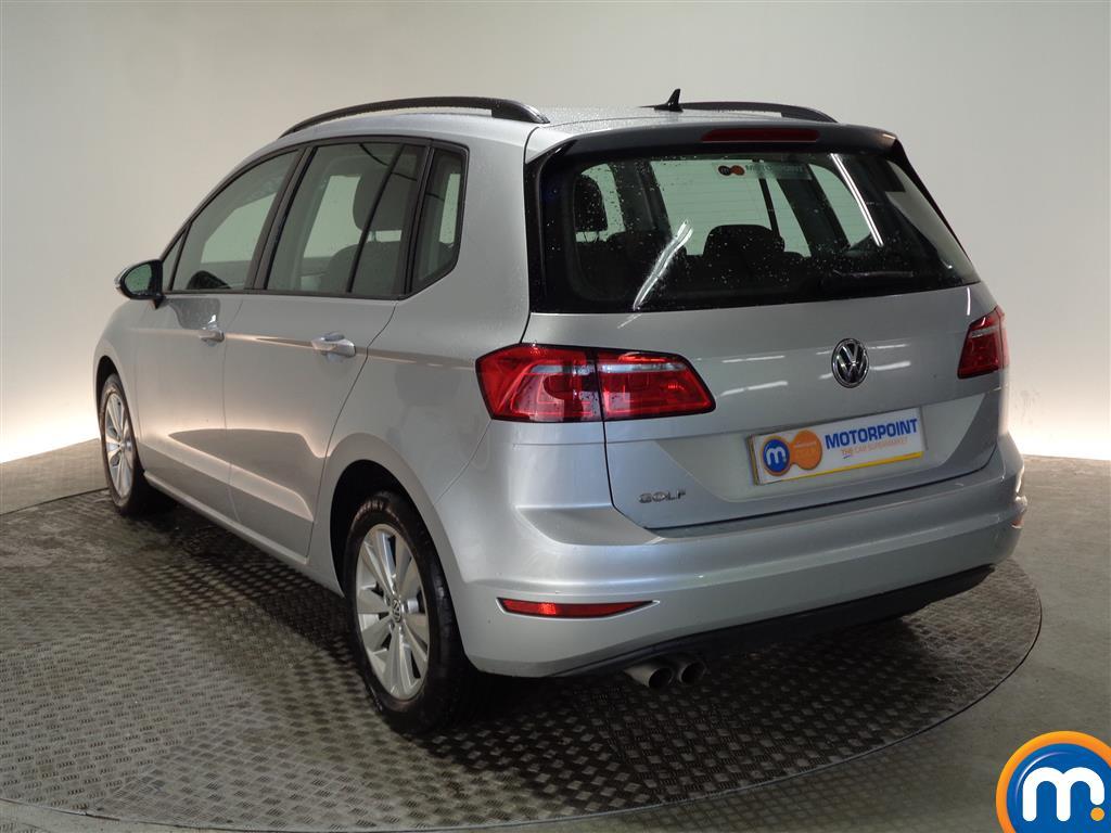 Volkswagen Golf Sv SE Manual Diesel Hatchback - Stock Number (965932) - Passenger side rear corner