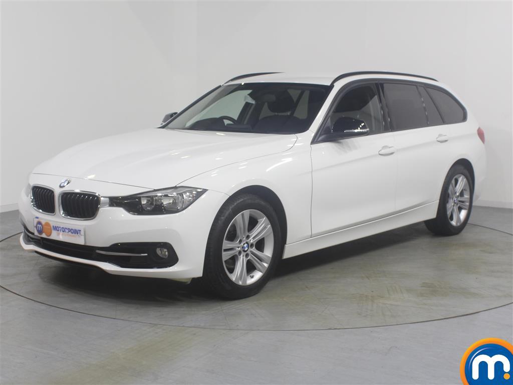 BMW 3 Series Sport - Stock Number (969157) - Passenger side front corner