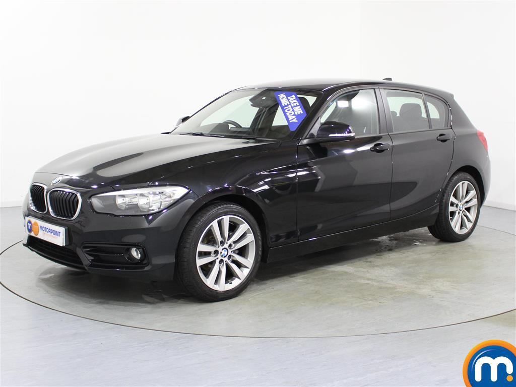 BMW 1 Series Sport - Stock Number (960050) - Passenger side front corner