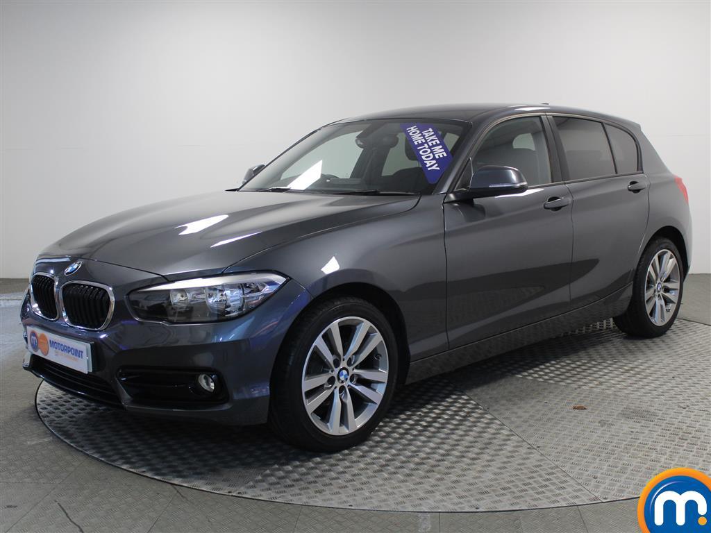 BMW 1 Series Sport - Stock Number (960158) - Passenger side front corner