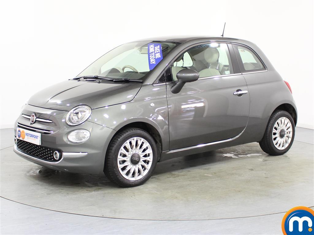 Fiat 500 Lounge - Stock Number (955372) - Passenger side front corner