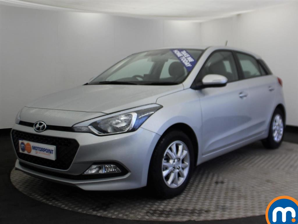 Hyundai I20 SE - Stock Number (956037) - Passenger side front corner