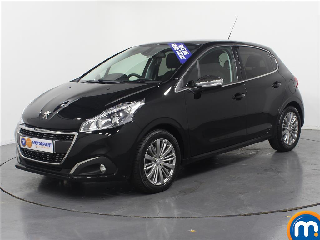 Peugeot 208 Allure - Stock Number (957880) - Passenger side front corner