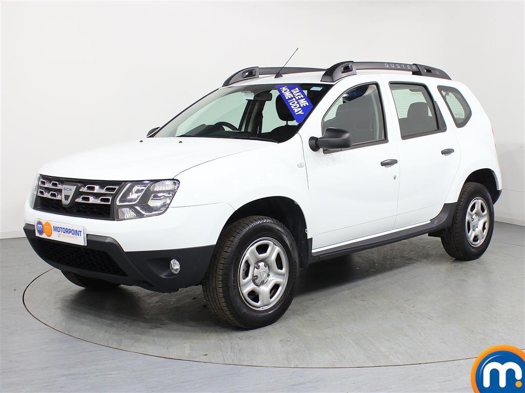 Dacia Duster Air - Stock Number (960432) - Passenger side front corner