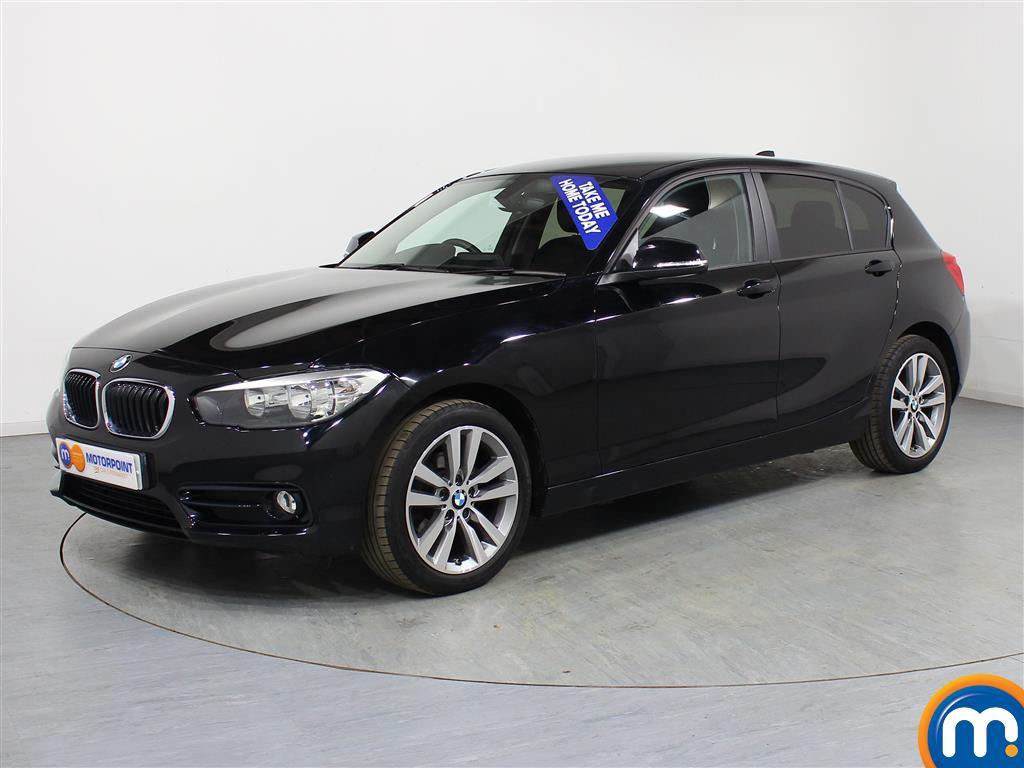 BMW 1 Series Sport - Stock Number (953611) - Passenger side front corner