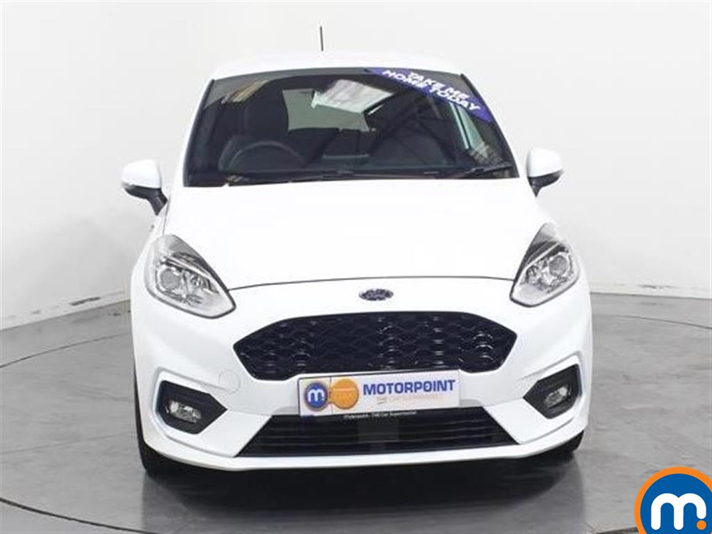 Ford Fiesta St Line X Manual Petrol Hatchback Stock Number