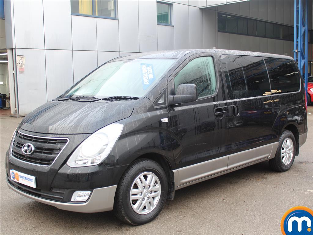 Hyundai I800 SE Nav - Stock Number (956621) - Passenger side front corner