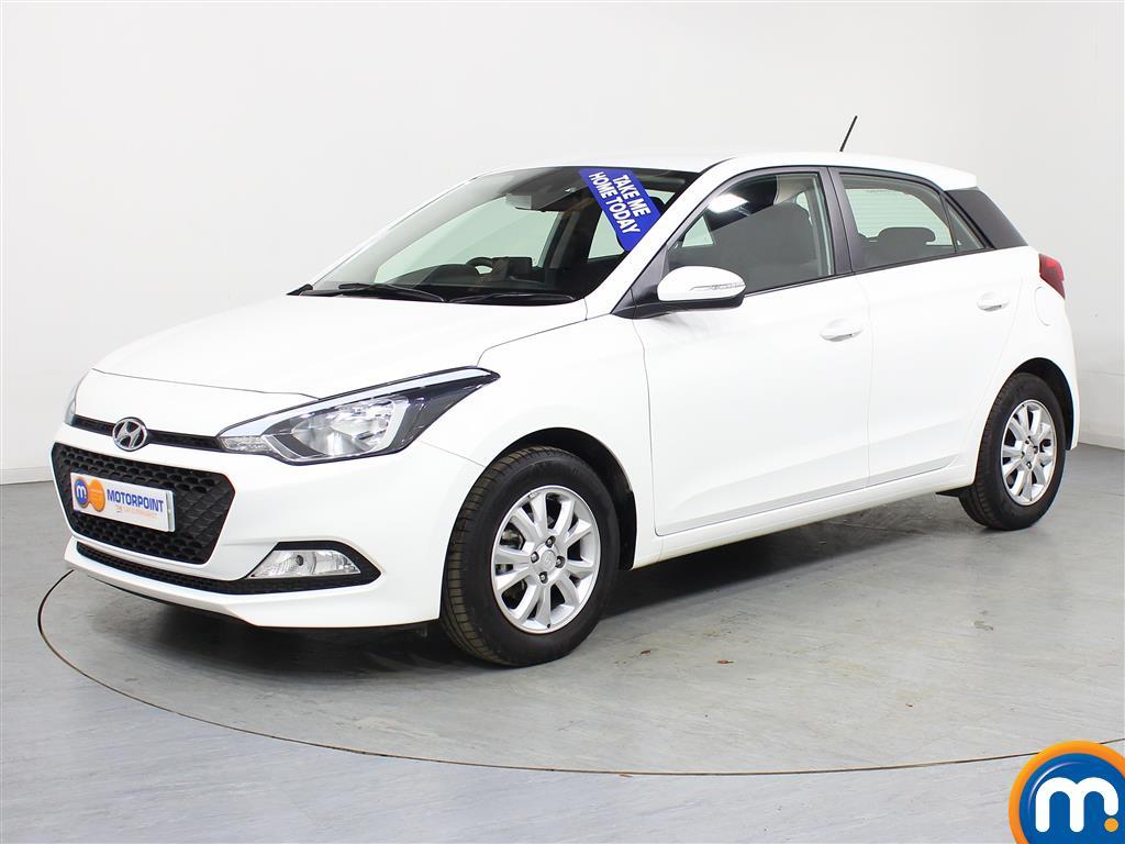 Hyundai I20 SE - Stock Number (969163) - Passenger side front corner