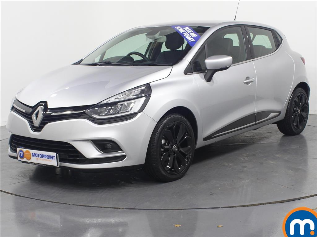 Renault Clio Dynamique S Nav - Stock Number (964266) - Passenger side front corner