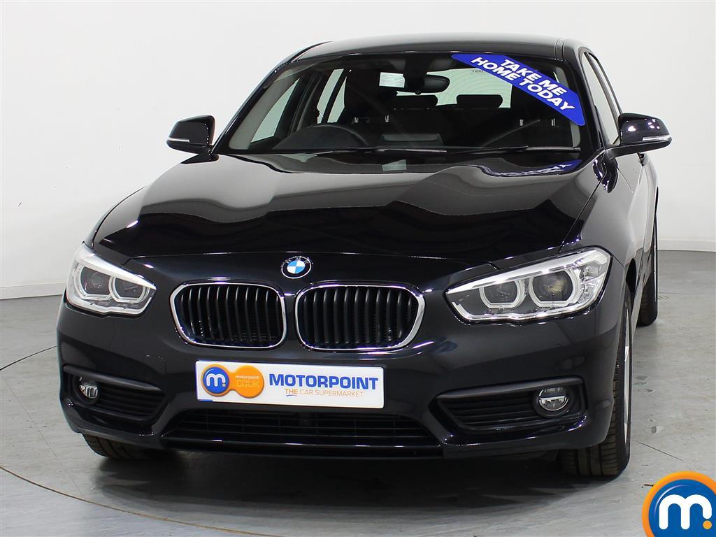 BMW 1 Series Se Business Manual Diesel Hatchback - Stock Number (965131) - Front bumper