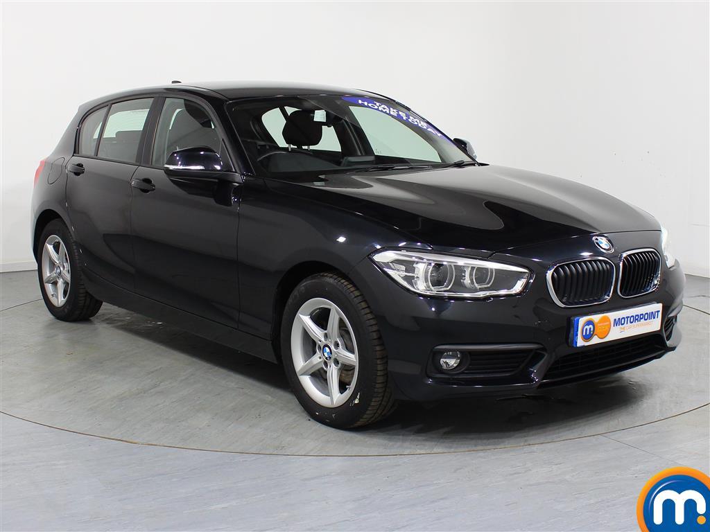 BMW 1 Series Se Business Manual Diesel Hatchback - Stock Number (965131) - Drivers side front corner
