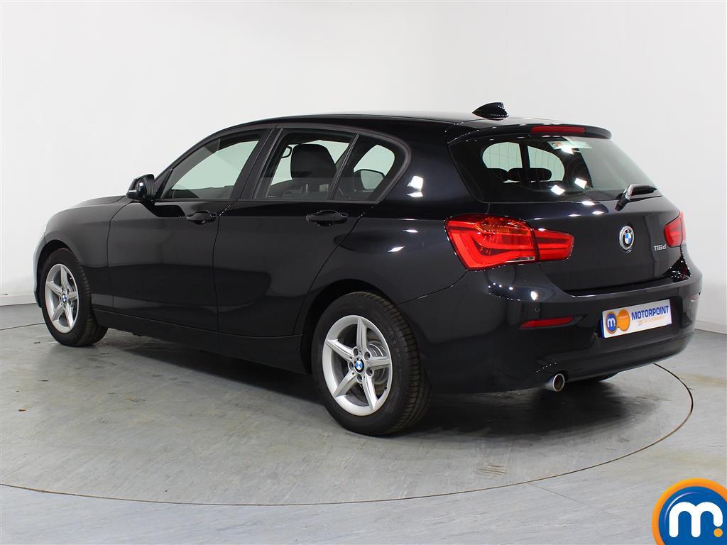 BMW 1 Series Se Business Manual Diesel Hatchback - Stock Number (965131) - Passenger side rear corner