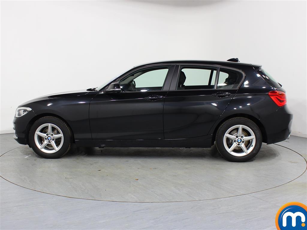 BMW 1 Series Se Business Manual Diesel Hatchback - Stock Number (965131) - Passenger side