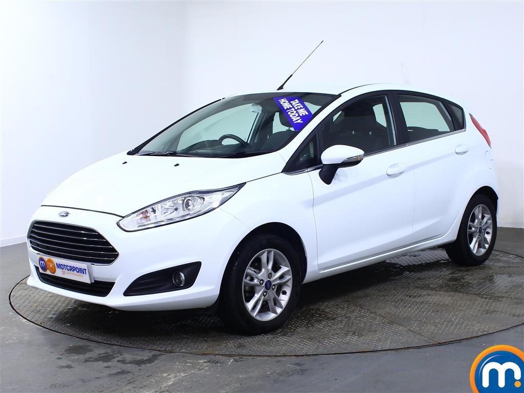 Ford Fiesta Zetec - Stock Number (969134) - Passenger side front corner