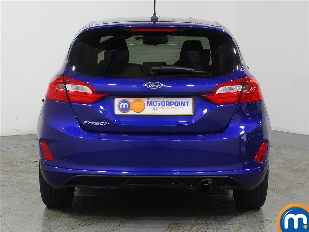Ford Fiesta St-Line Manual Petrol Hatchback - Stock Number (960603) - Rear bumper