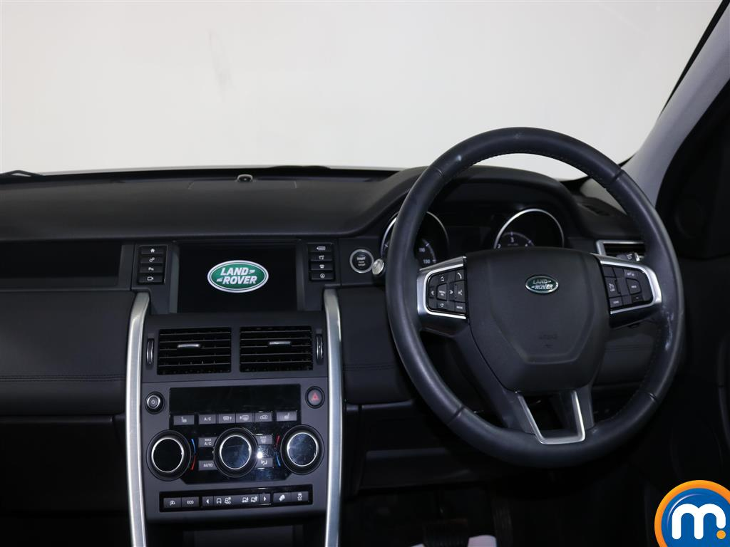 Land Rover Discovery Sport Hse Black Automatic Diesel 4X4 - Stock Number (969829) - 2nd supplementary image
